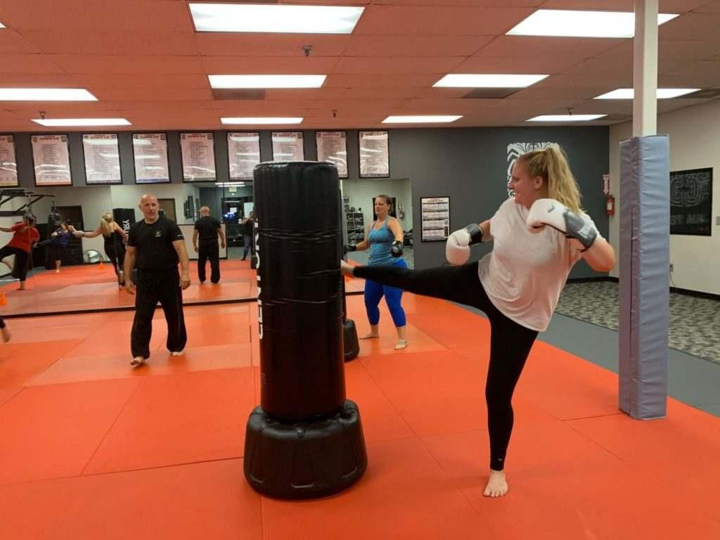Fitness Kickboxing - Evolved Martial Arts Redlands_2