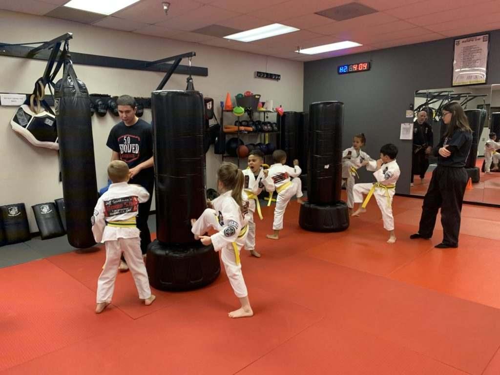 Preshchool Evolved Martial Arts Redlands_6