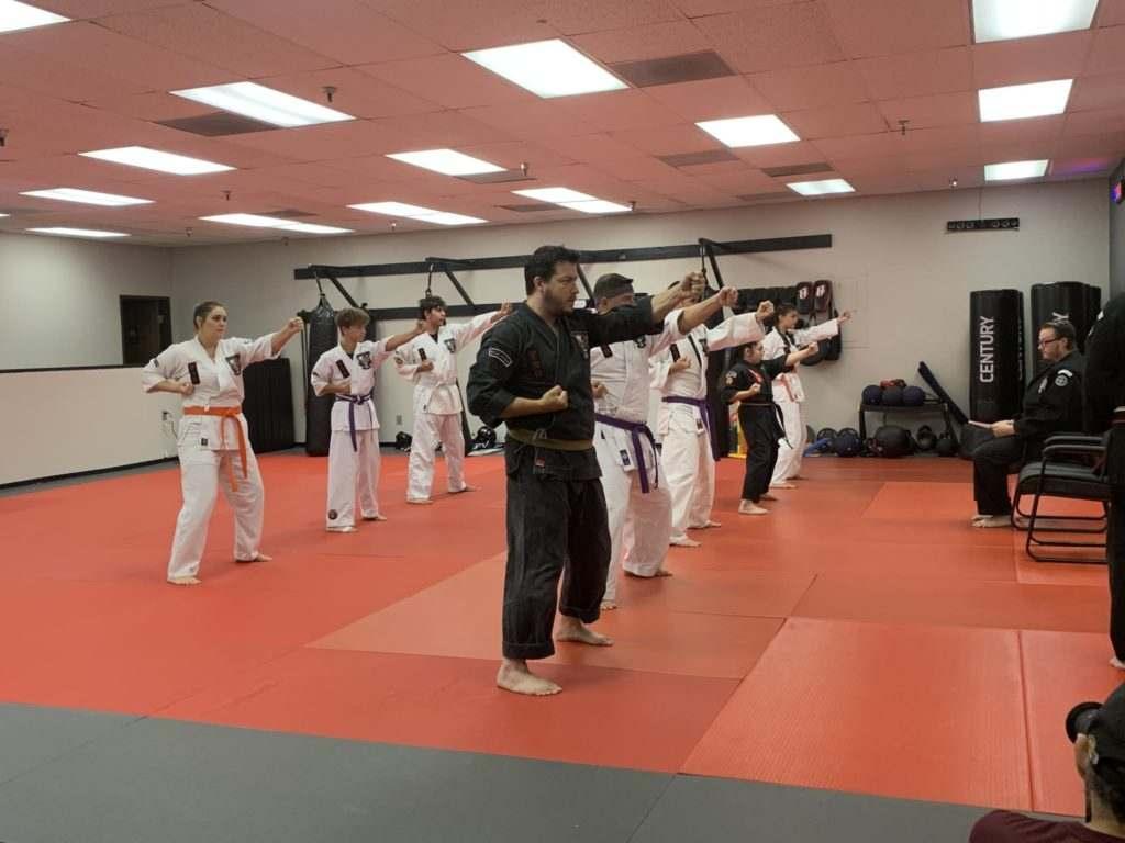 Teens & Adults Evolved Martial Arts Redlands