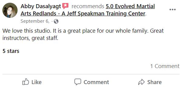 Adult5, 5.0 Evolved Martial Arts Redlands