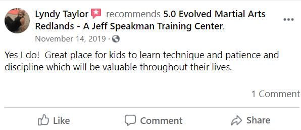 Kids3, 5.0 Evolved Martial Arts Redlands