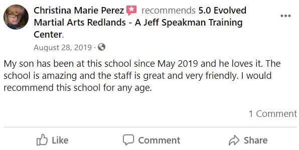 Kids4, 5.0 Evolved Martial Arts Redlands